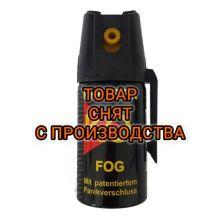 Аэрозольный газовый (перцовый) баллончик PFEFFER KO FOG, 40 мл